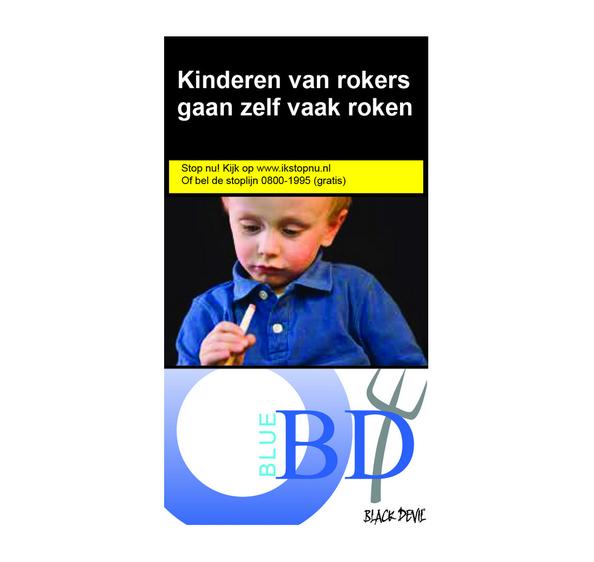 BD blue 20