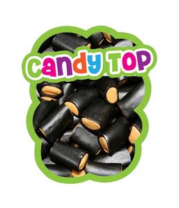Candy top salmiak rocks 400 gr