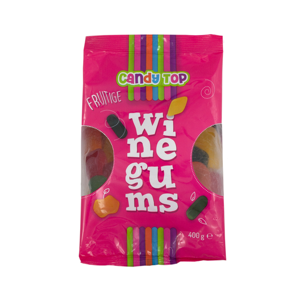 Candy top winegums 400 gr