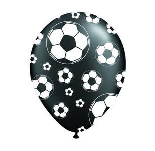Ballonnen Voetbal 8 A12 Verjaardag Assortiment Foox