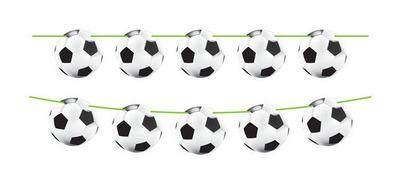 Vlaggenlijn voetbal a12