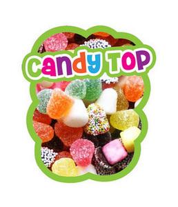 Candy top tum tum 400 gr