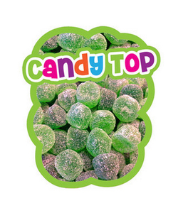 Candy top menthol groentjes 400 gr