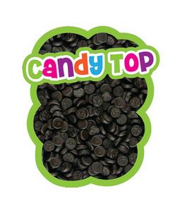 Candy top salzige lakritz trio 400 gr