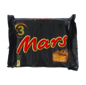Mars 3-pack ( 3 x 45 gram )