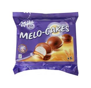 Milka melo cakes 100 gr