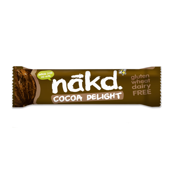 Nakd cocoa delight low cal 26 gr