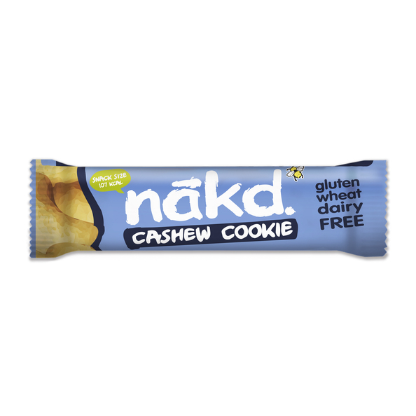 Nakd cashew cookie low cal 26 gr