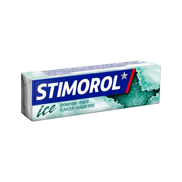 Stimorol ice intens mint 14 gr