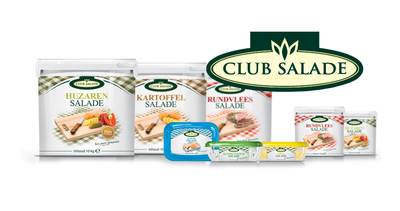 Club rundvlees salade 150 gr