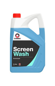 Comma Screenwash 5 liter