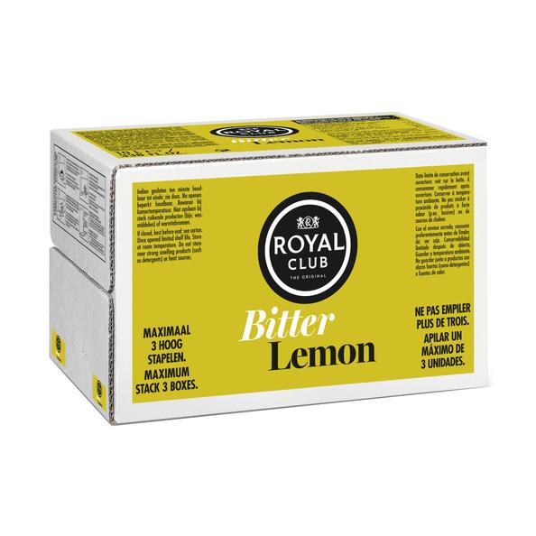 Royal Club bitter lemon postmix 10 liter