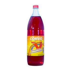 Vorselaars limonadesiroop grenadine 1 liter