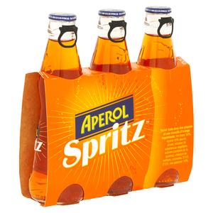 Aperol spritz flesje 17.5 cl