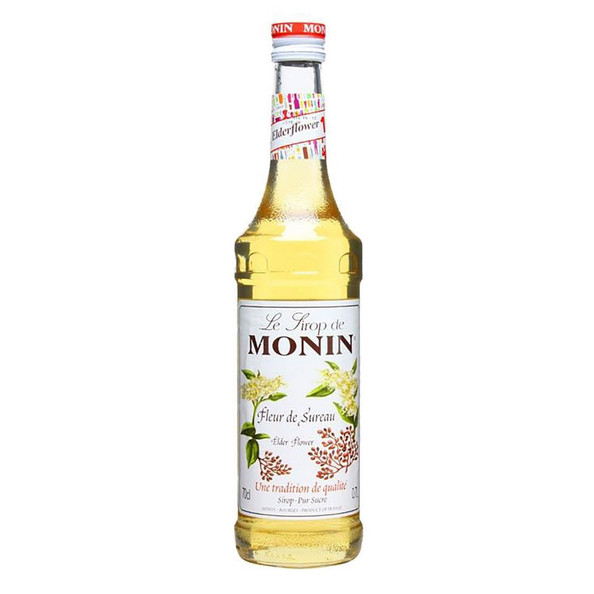 Monin siroop elderflower 70 cl