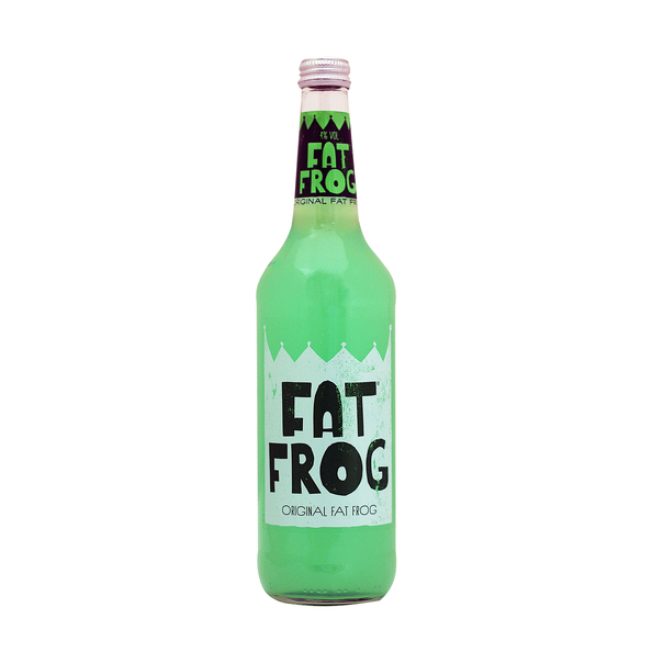 Fat Frog ready to drink fles 700 ml