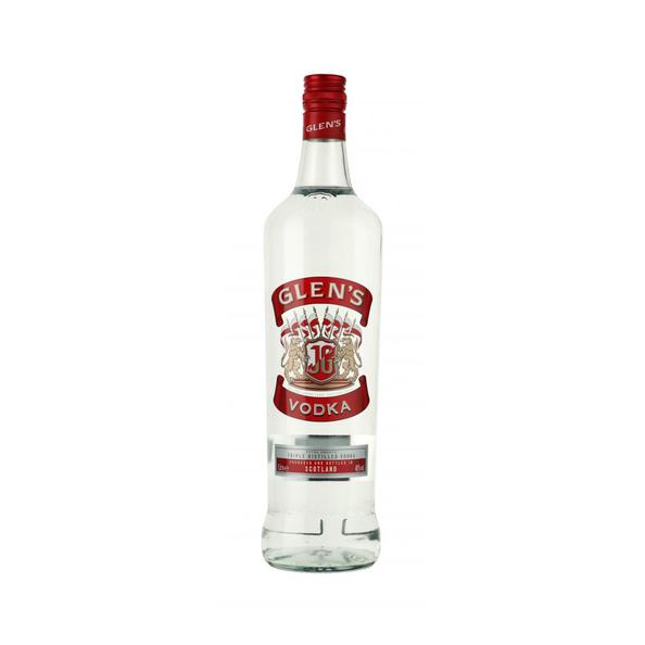 Glen's vodka 1 liter