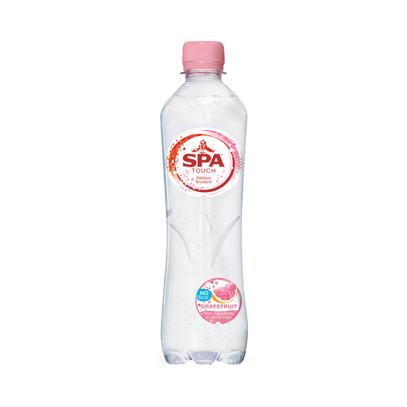 Spa touch of grapefruit pet 0.5 liter
