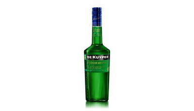 De Kuyper creme de menthe groen 0.7 liter