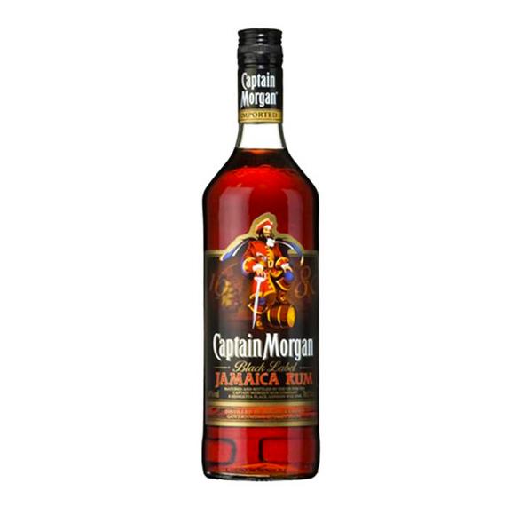Captain morgan jamaican rum 1 liter