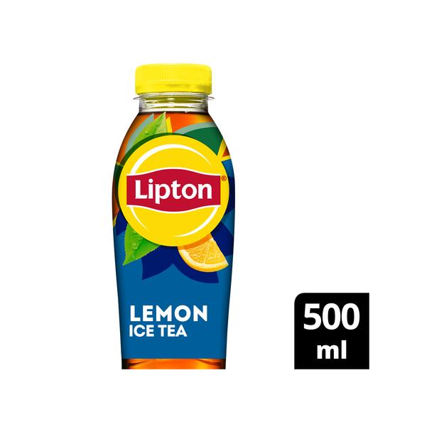 Lipton RTD Lemon 12 x 0.5 liter PET
