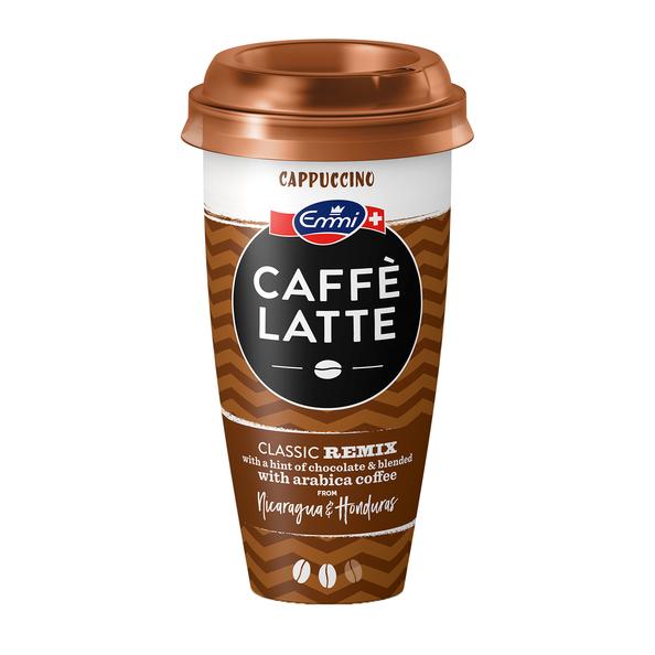 foto Emmi Caffe Latte Cappuccino beker 230 ml