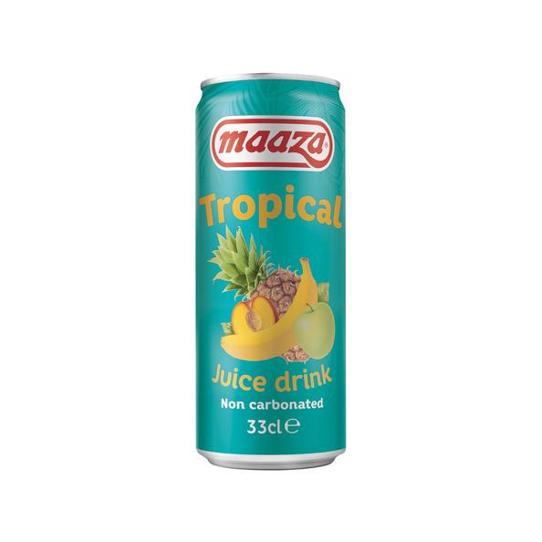 Maaza tropical blik 33 cl