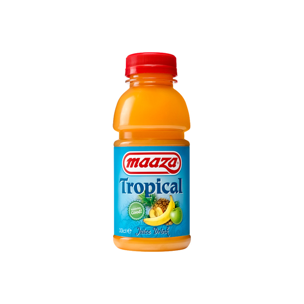 Maaza tropical pet 0.33 liter