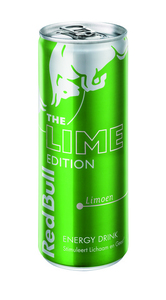 red bull lime edition blik 250 ml energydrink blik. Black Bedroom Furniture Sets. Home Design Ideas