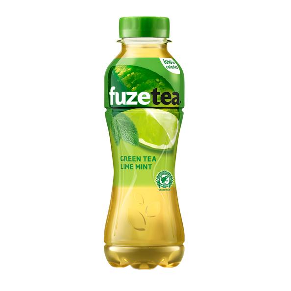 Fuze tea green tea lime mint pet 40 cl