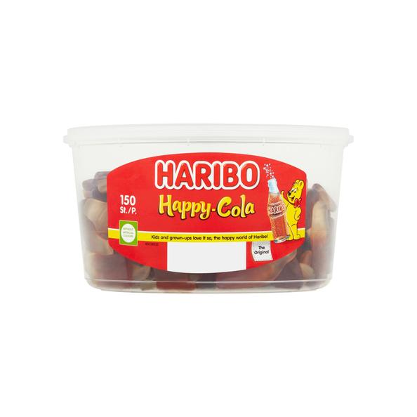 Haribo happy cola silo
