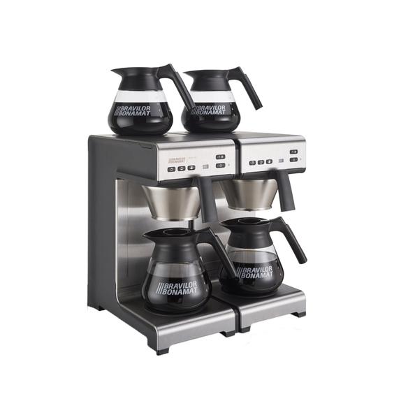 Bravilor matic twin 400V koffezetapparaat