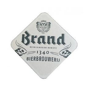 Brand biervilt vierkant 4x100