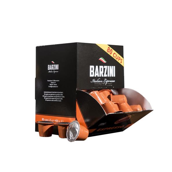 Barzini espresso cups