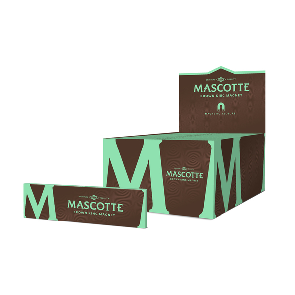 Mascotte brown king size with magnet