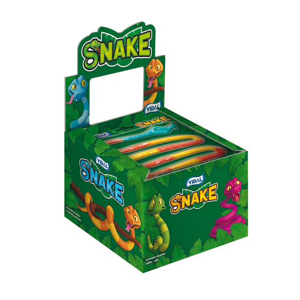 Snake jelly 66 gr