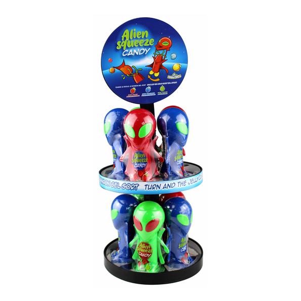 Alien squeeze candy 30 gr