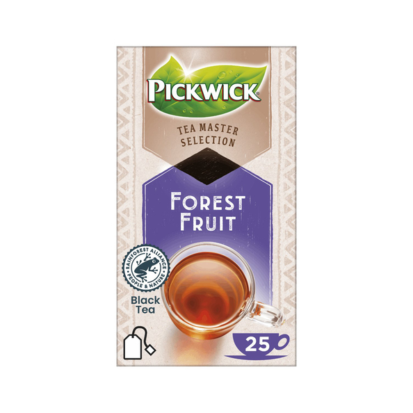 Pickwick tea master selection forest fruit utz 1.5 gram