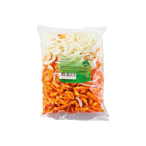 Alle dag vers hutspot groenten 500 gr