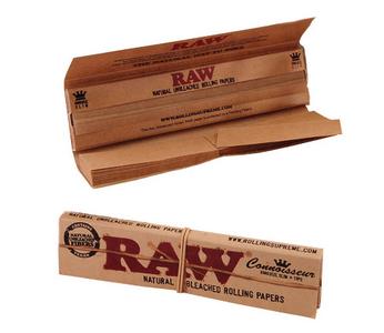 Raw kingsize slim vloei en tips a24