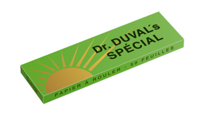 Dr duval special groen a100