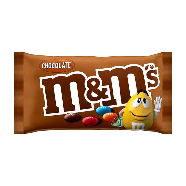 M&M's choco single 45 gr