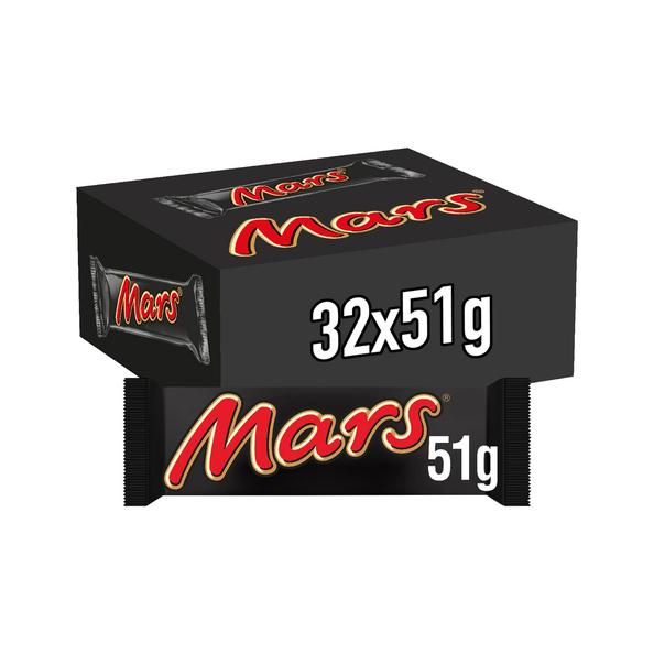 Mars single 51 gr