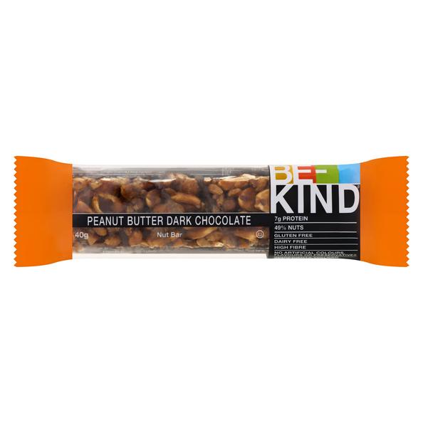 Be-kind single peanut butter dark chocolate 40 gr