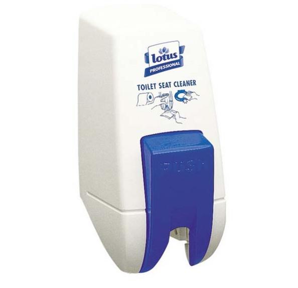 Lotus dispenser toiletseat cleaner per stuk