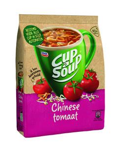 Losse zak cup-a-soup vending Chin.tom 40 port.