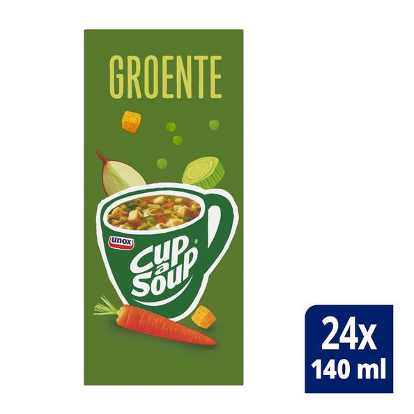 Unox Cup-a-Soup Groente 24 x 140 ml