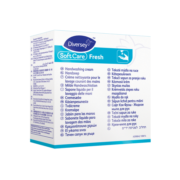 Diversey Softcare Fresh 6x800 ml.
