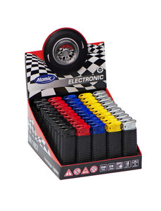 Atomic electronic lighter tire 5 colors