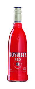 Royalty red vodka 17% 0.7 liter
